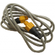 Simrad Ethernet cable yellow 5 Pin 4.5 m (15 ft)