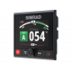 Simrad AP44 Autopilot controller: Rotary dial course adjuster, optically bonded 4.1-inch color display