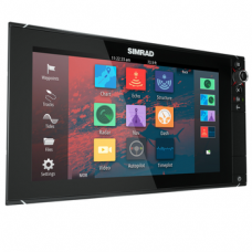 Simrad NSS16 evo2 Combo Chartplotter/Multifunction Display with Built-in Sounders