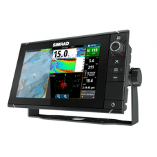 Simrad NSS9 evo2 Combo Chartplotter/Multifunction Display with Built-in Sounders
