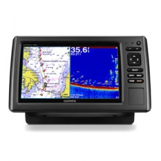 Garmin echoMAP CHIRP PLUS 94sv W/ClearVu Transom Mount Transducer