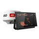Simrad NSS12 Evo3 & 4G Broadband Radar  with GPS, Sounder, Wi-Fi & HDMI out. Includes Insight charts